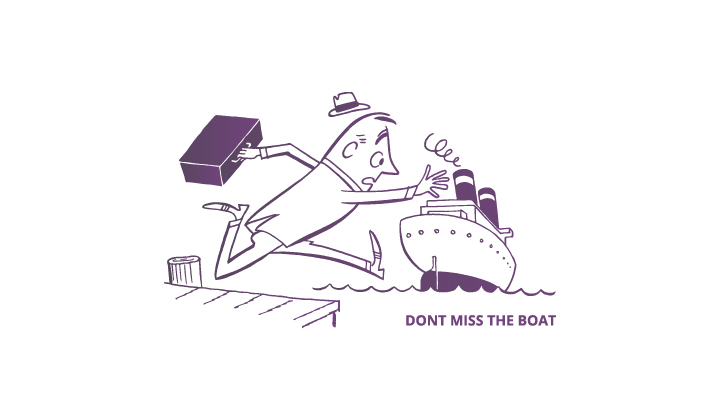 Traditional Website Design Is Broken – Don't Miss the Boat