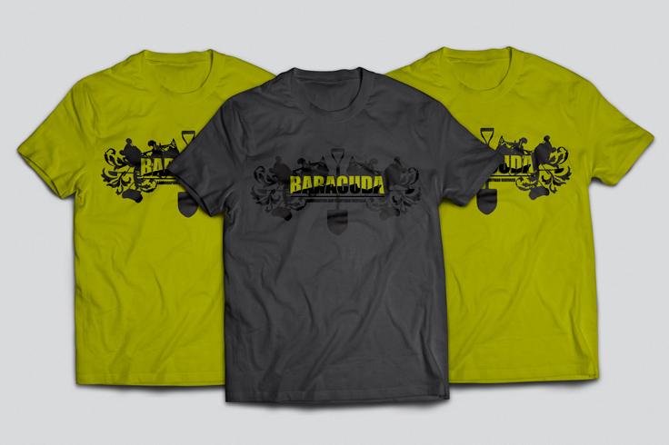 Brand Development for Barracuda Landscaping