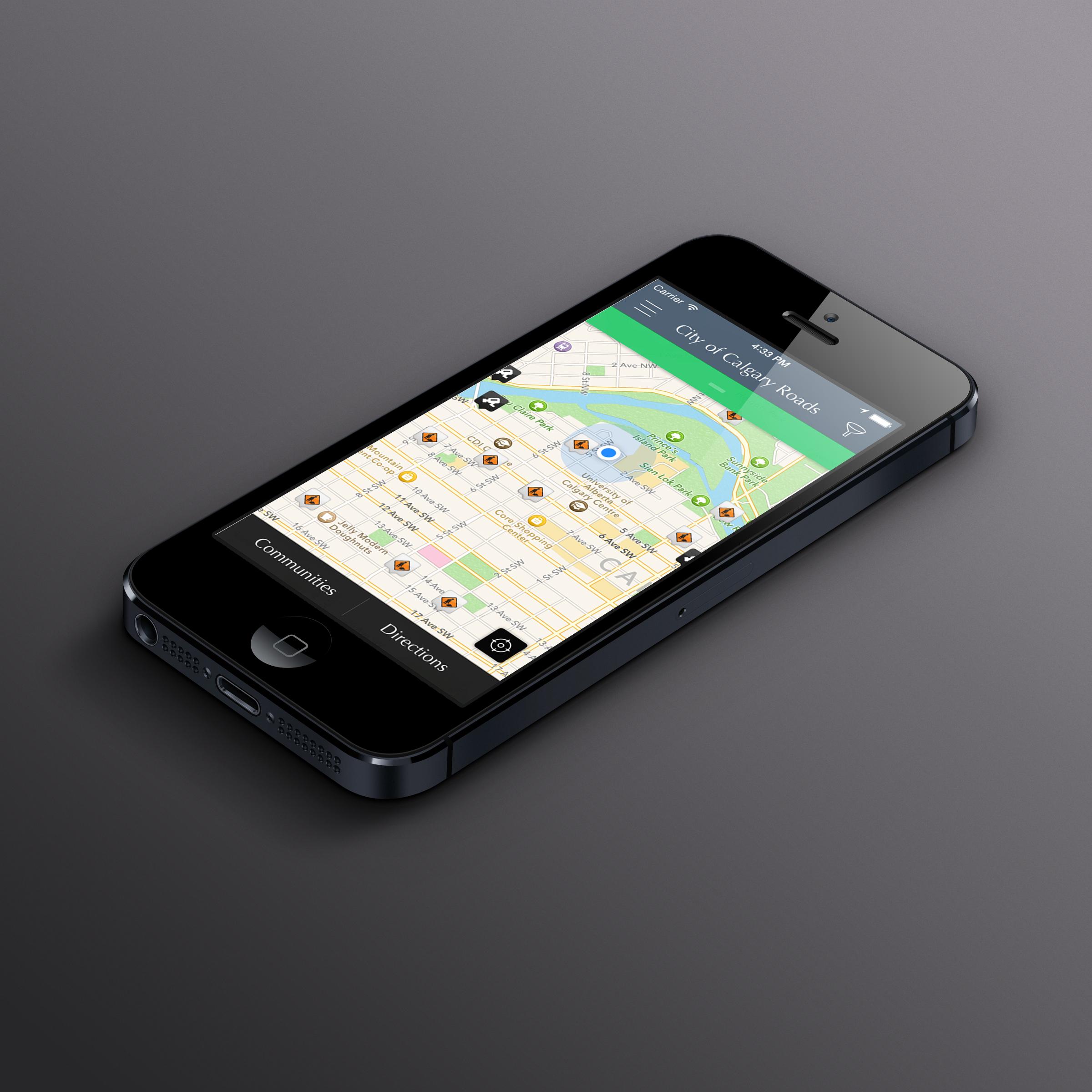 Mobile App Development for The City of Calgary