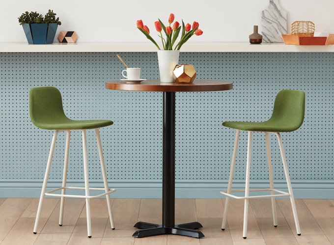 Rethinking Restaurant Furniture With the Harper Collection