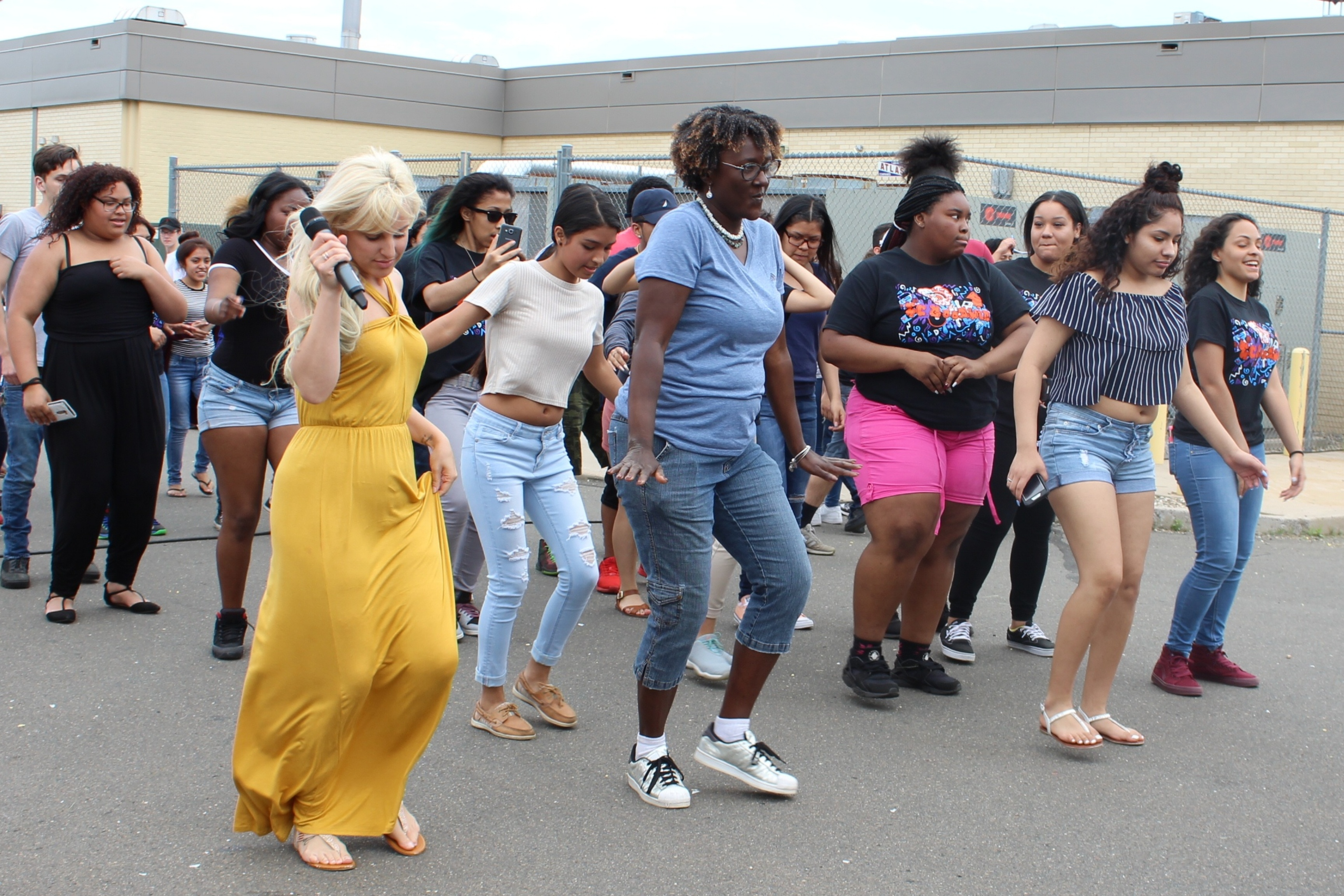 Beauty Entourage | E.C. Goodwin Technical High School