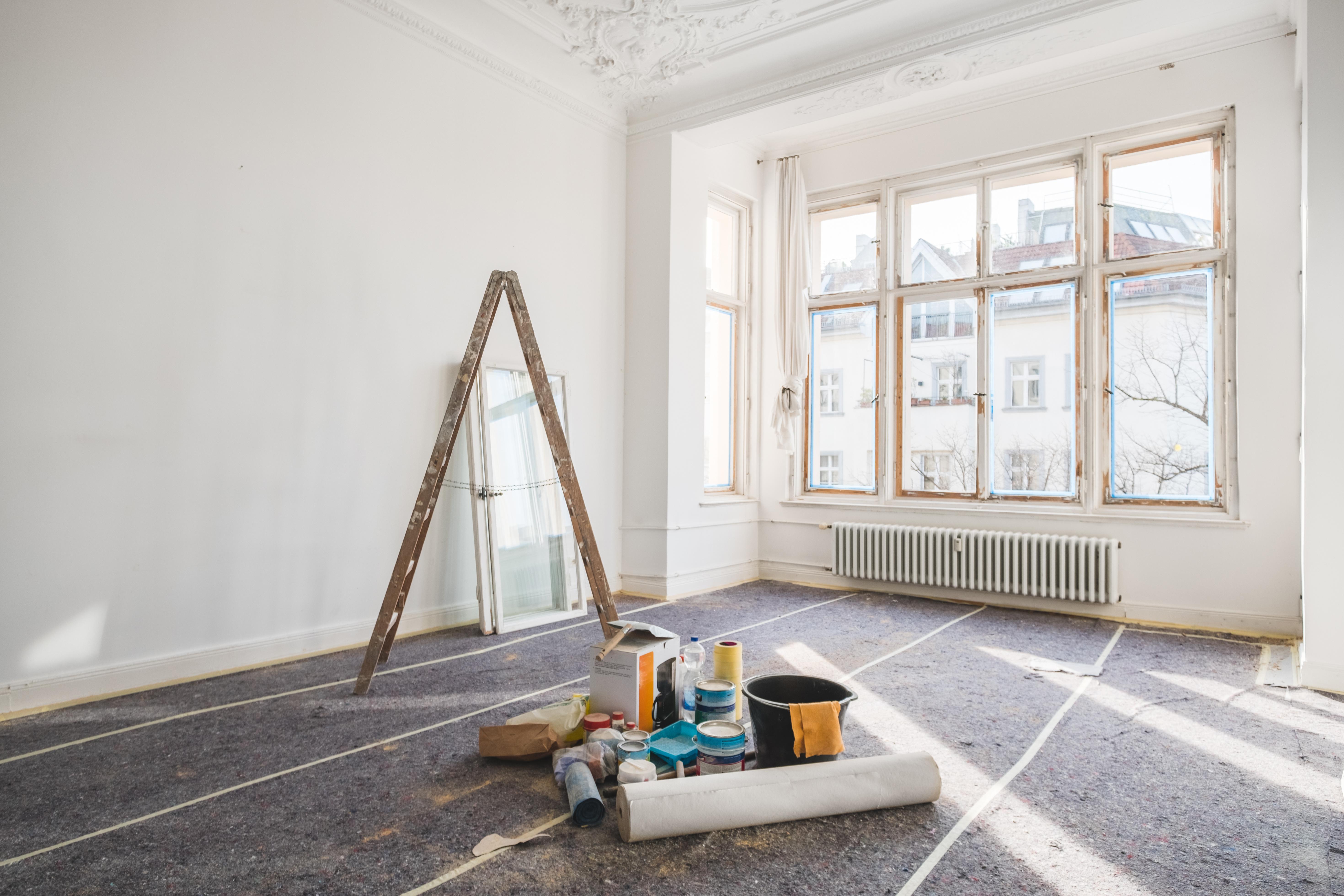 Condo in Renovation