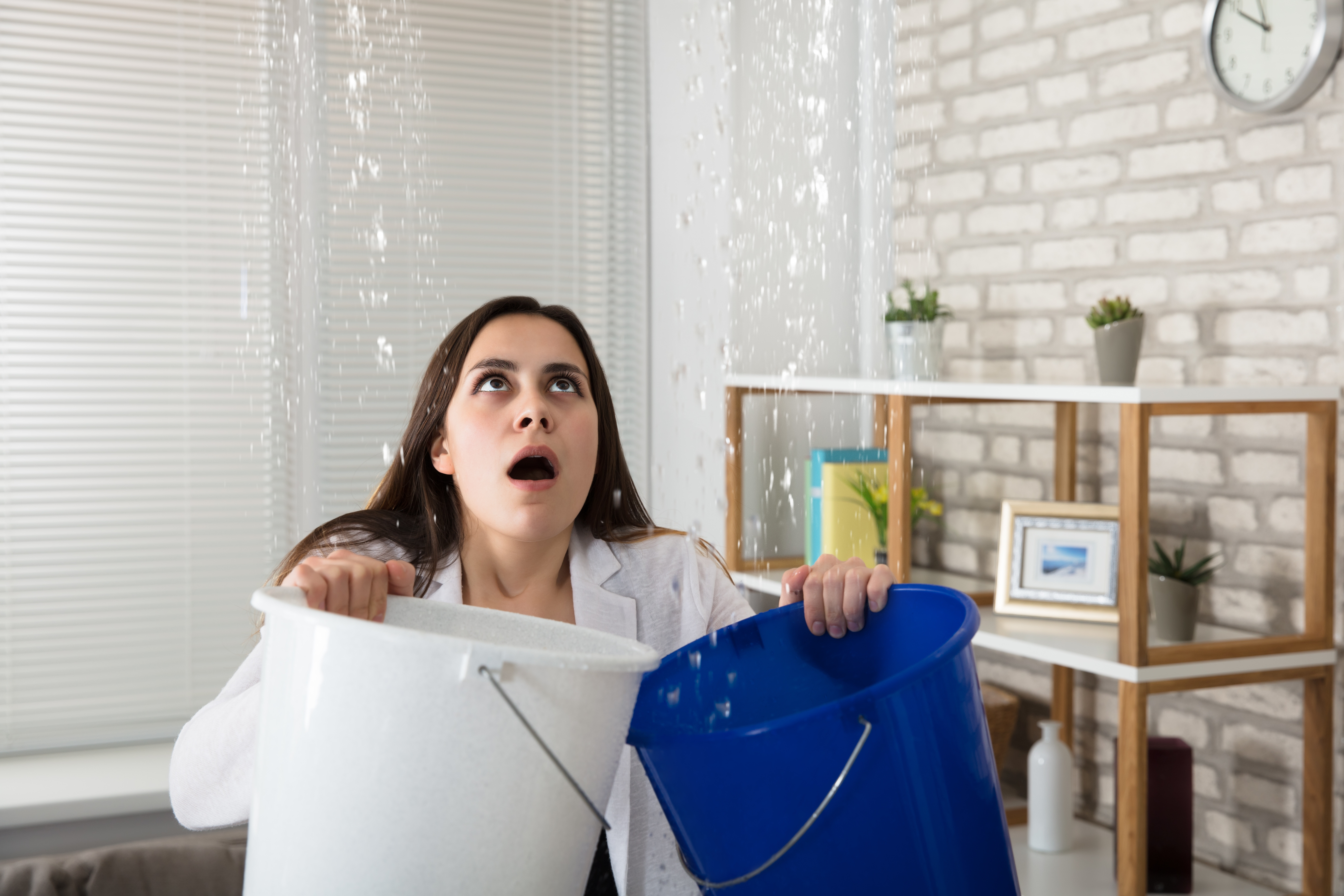 Water Leak? If you Live in a Condominium Association Who is