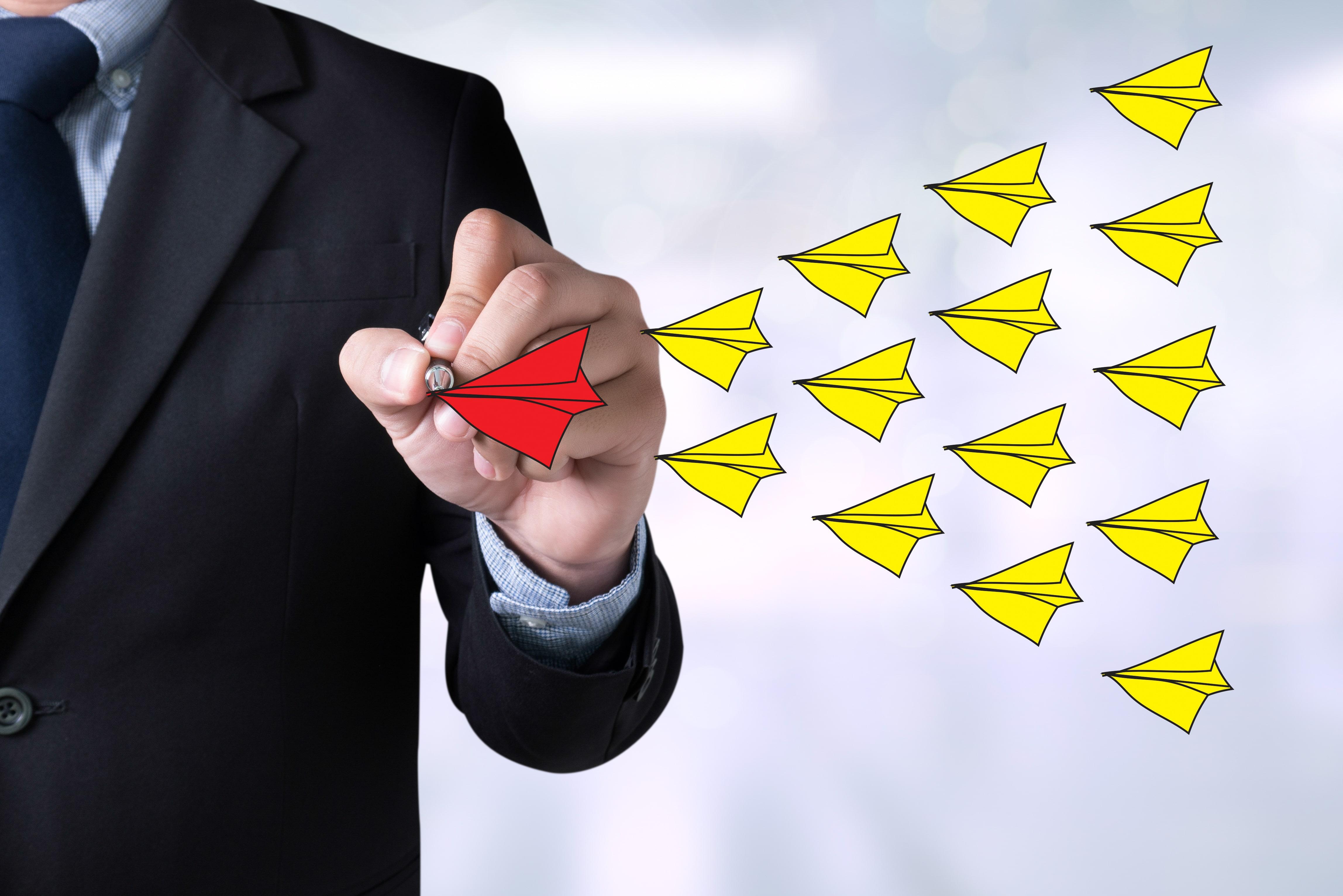 Leadership via blogs