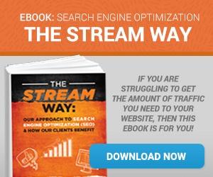 eBooks: SEO The Stream Way