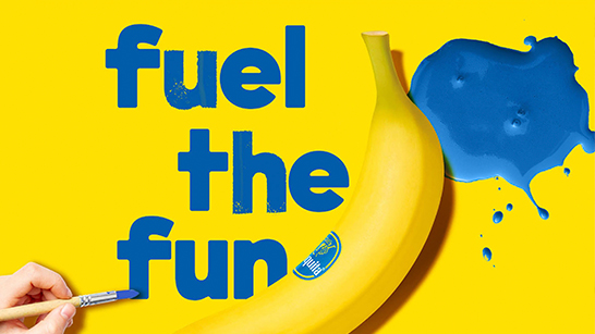The 'Fuel the fun' approach was rolled out across channels to get maximum engagement