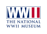 The National WWII Museum brand image