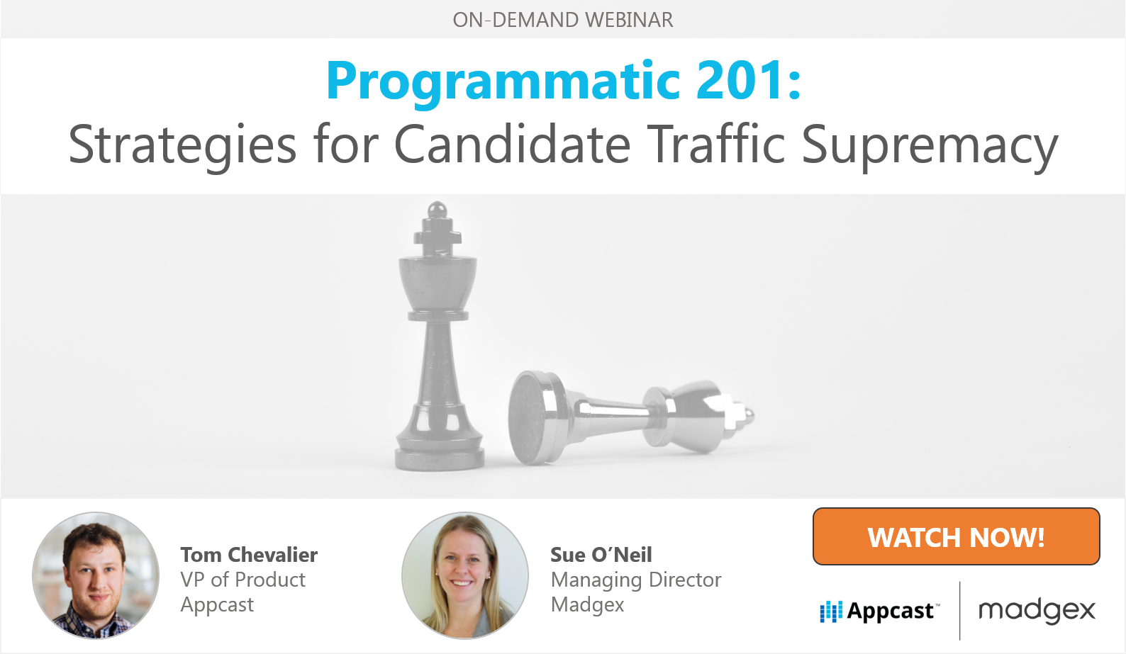 Programmatic 201: Strategies for Candidate Traffic Supremacy