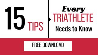 Experience Triathlon Tri tips e-guide