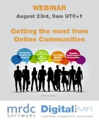 Online Communities Webinar