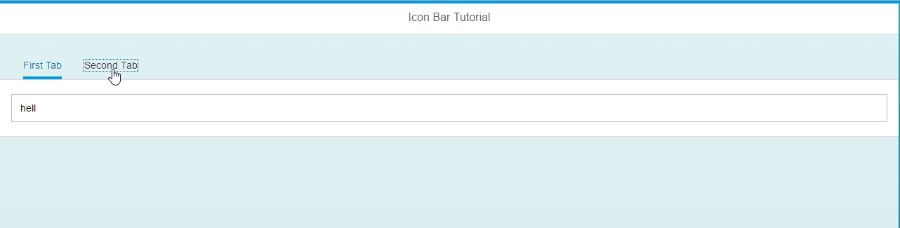 IconTabBar in SAP UI5 - How to control tabs navigation and