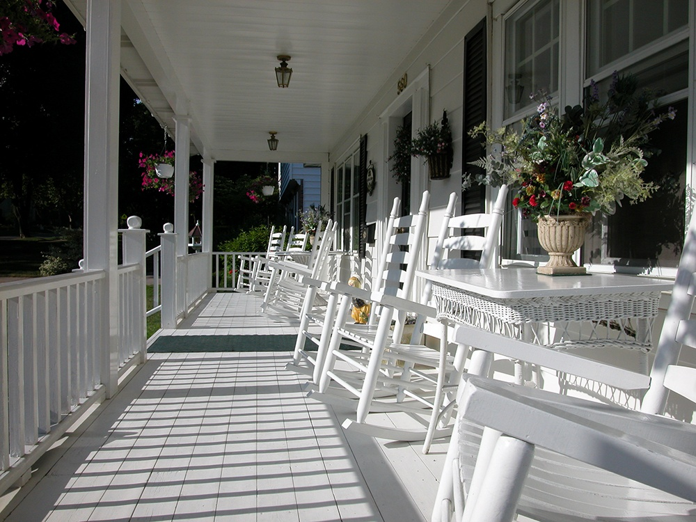 farmer's porch