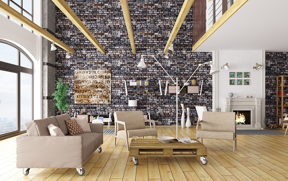 Making Your Home Historic With Vintage Industrial Style