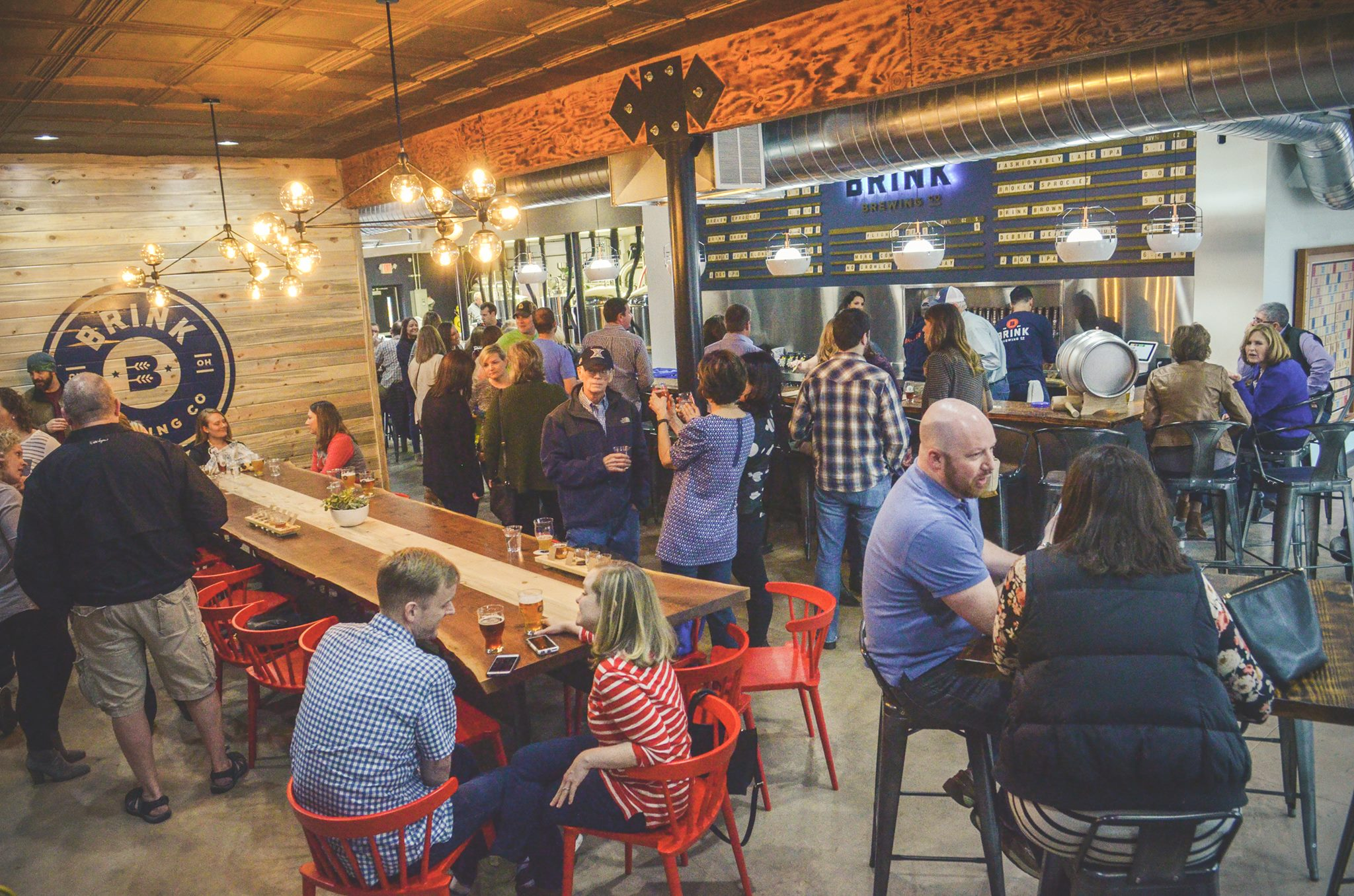 what to do in college hill brink brewing company