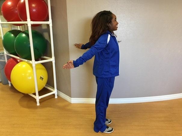 Chest Stretches for seniors