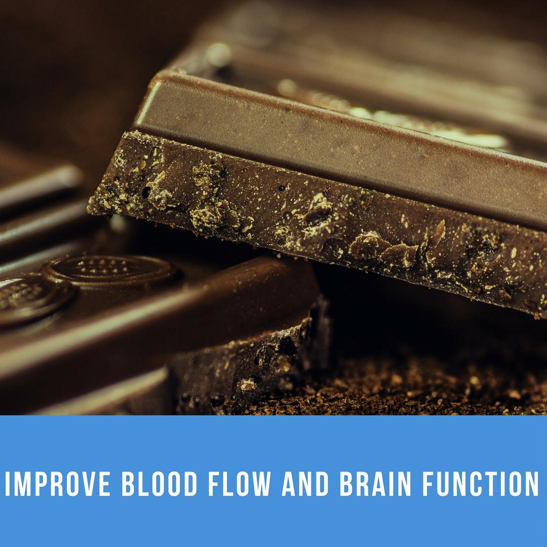 healthy snacks- dark chocolate