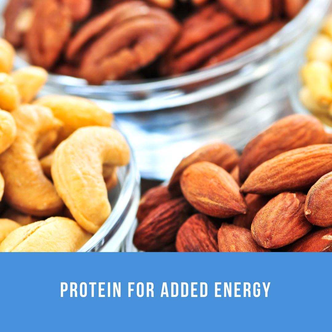 healthy snacks- mixed nuts