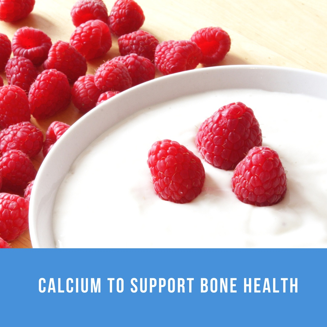 healthy snacks- yogurt