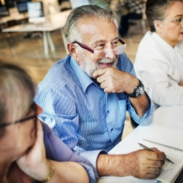 Financially Evaluating A CCRC & How We Measure Up residents role