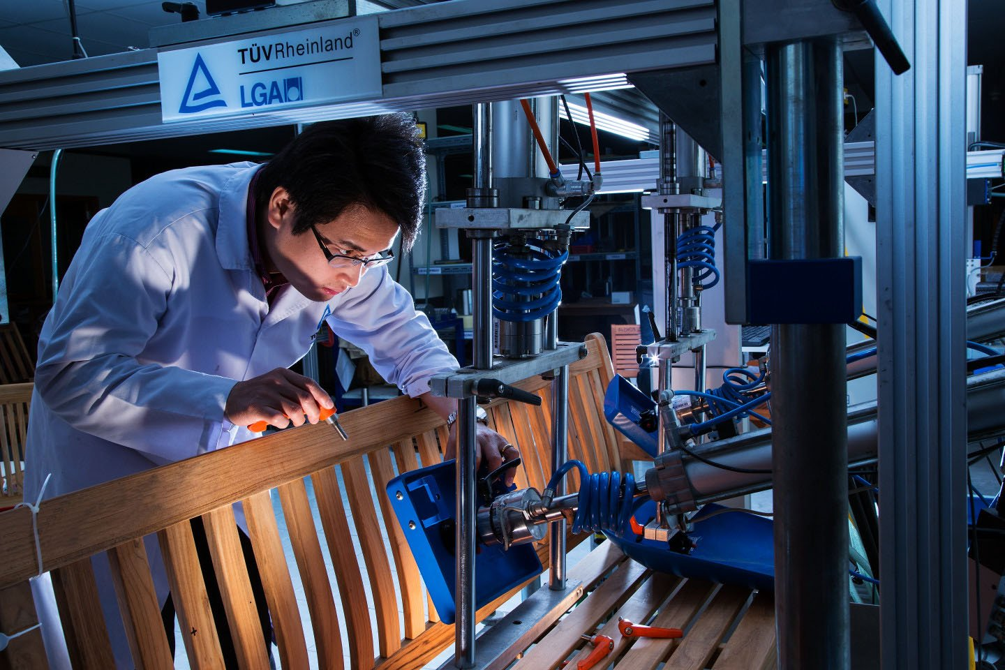 TÜV Rheinland Stories from Asia and Africa | Product