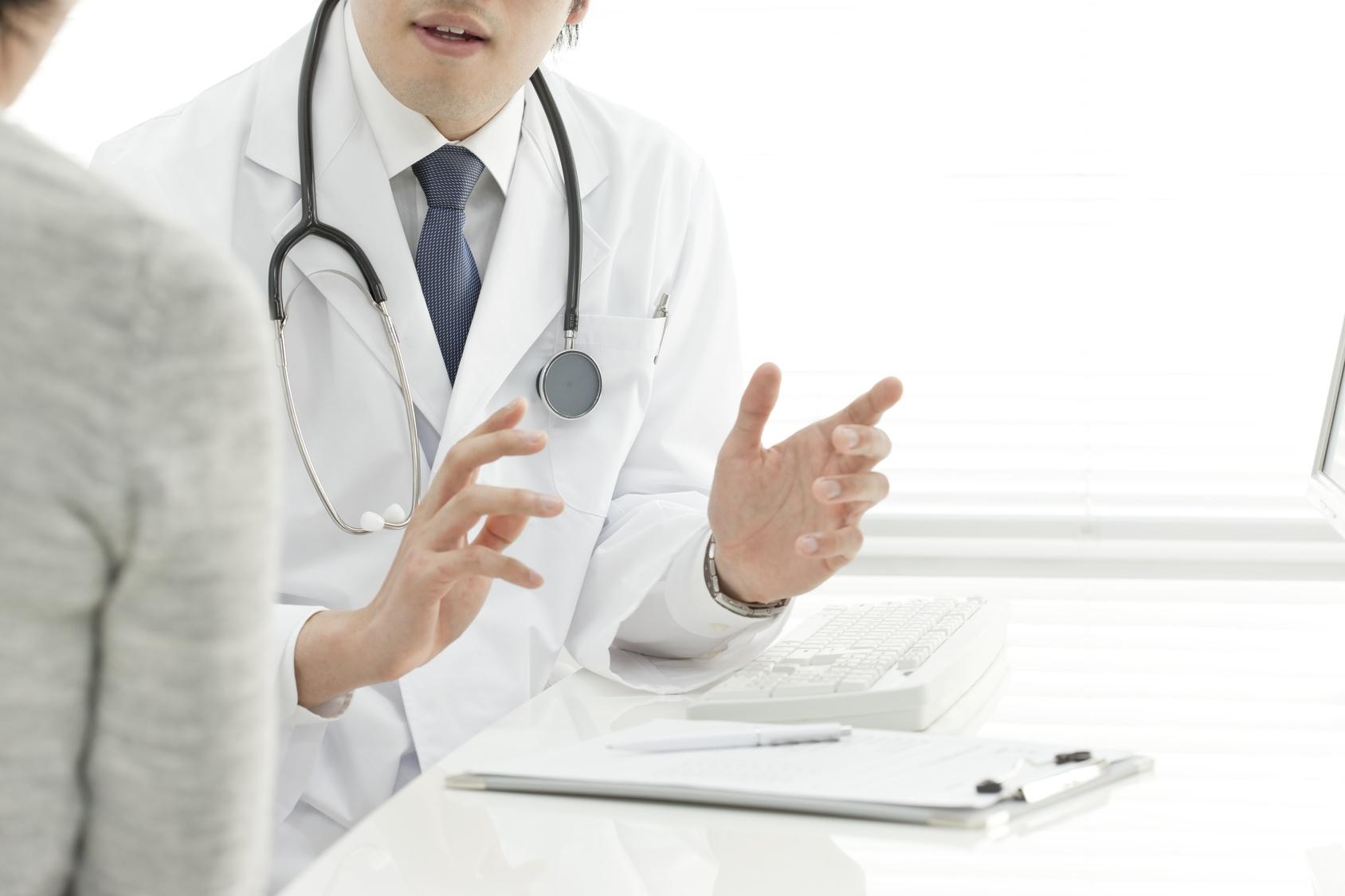 Thai doctor