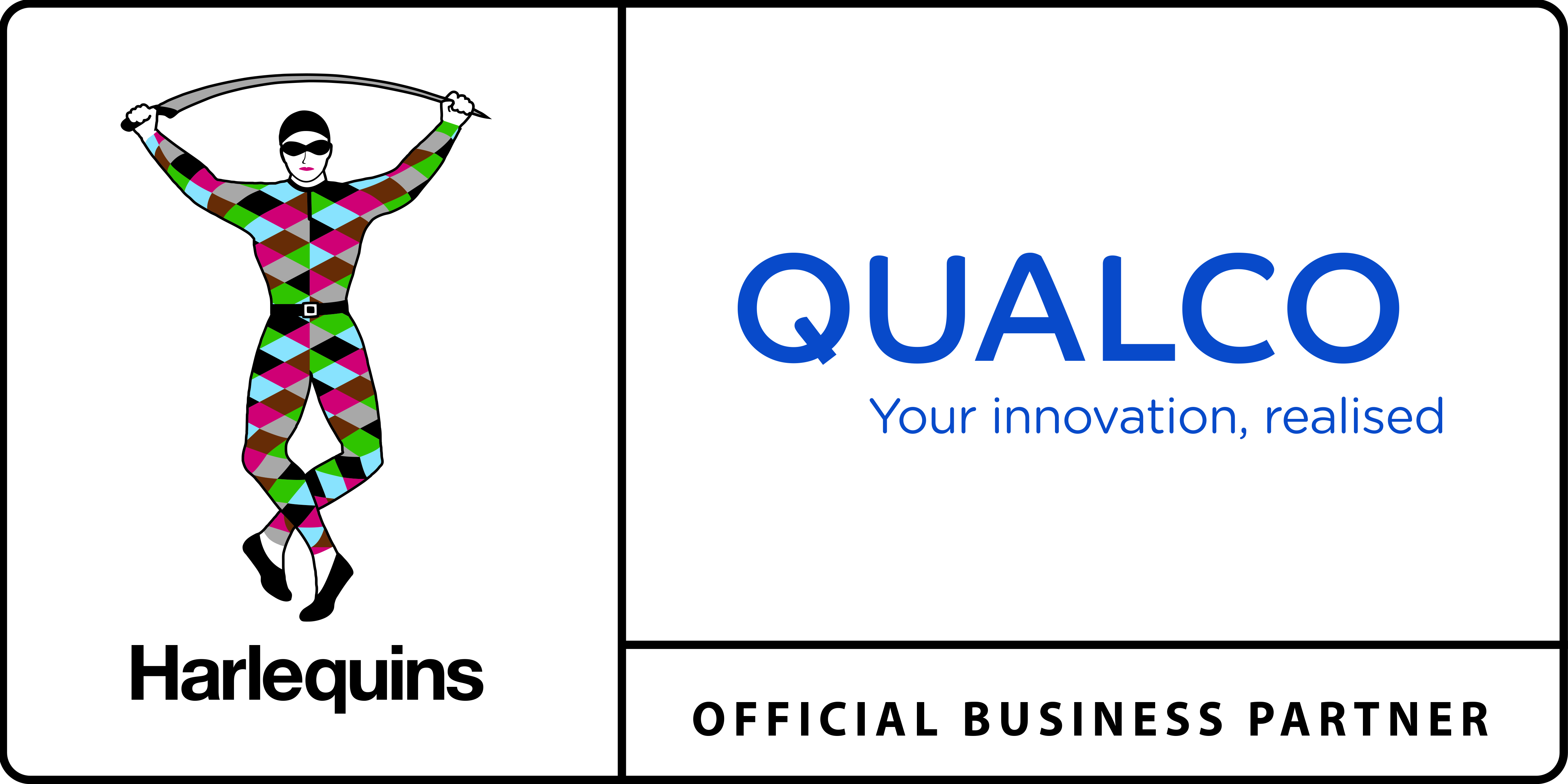 Qualco UK Confirms Partnership With Harlequins