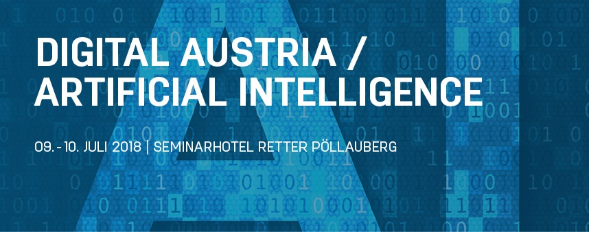 Meet *um @ Digital Austria 2018 – #KI #Digitalisierung