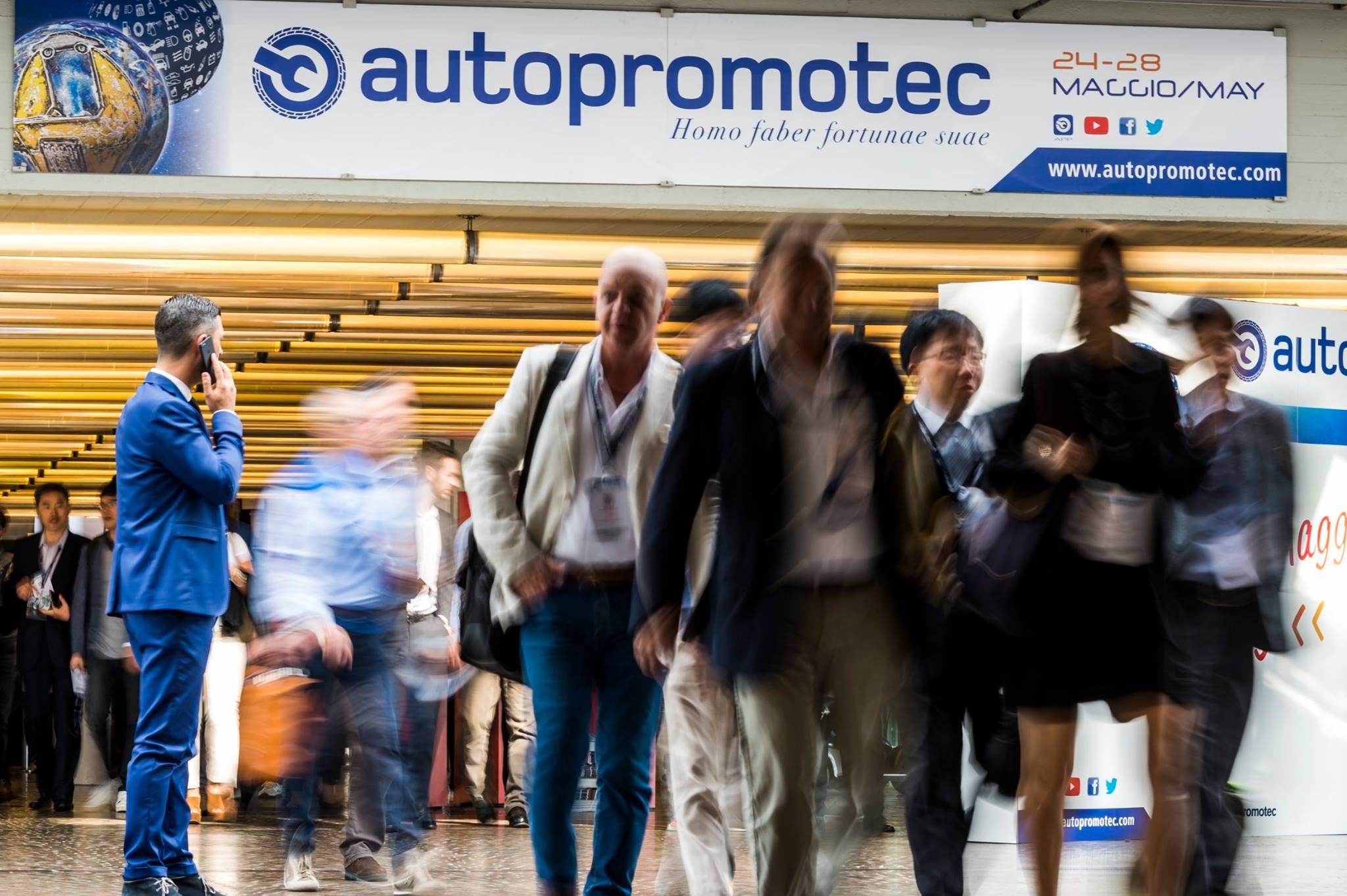 EXPONETWORK TOUR @ Autopromotec Resoconto
