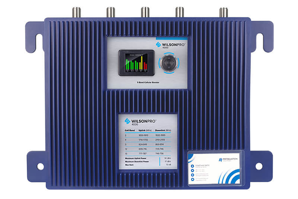 Wilson Pro 4000 Commercial Signal Booster