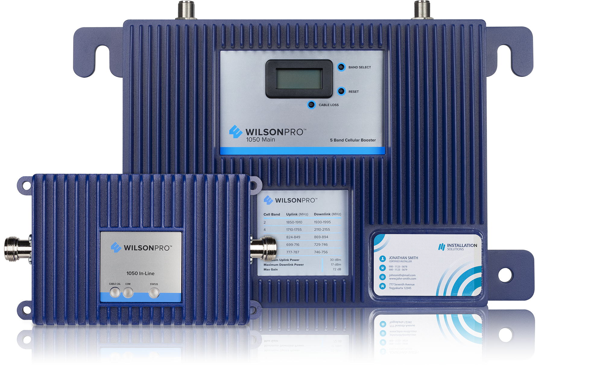 WilsonPro Pro1050