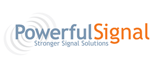 Powerful Signal Logo