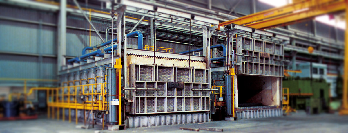 Industrial Furnaces & Spare Parts