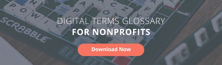 Digital Terms Glossary for Nonprofits