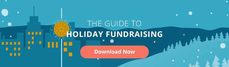 nonprofit holiday fundraising guide