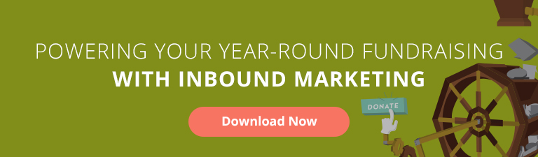 nonprofit fundraising through inbound marketing