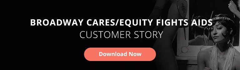 Broadway Cares/Equity Fights AIDS Customer Story