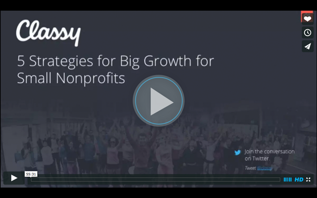 Nonprofit Growth Guide