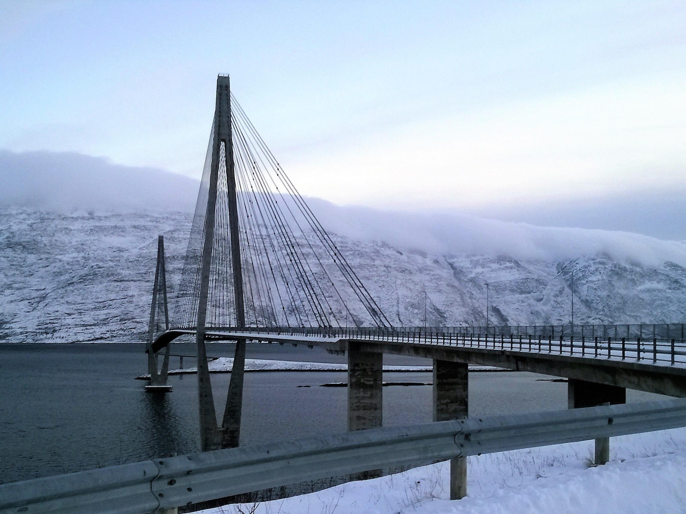 Why Bridges Freeze Before Roads Do