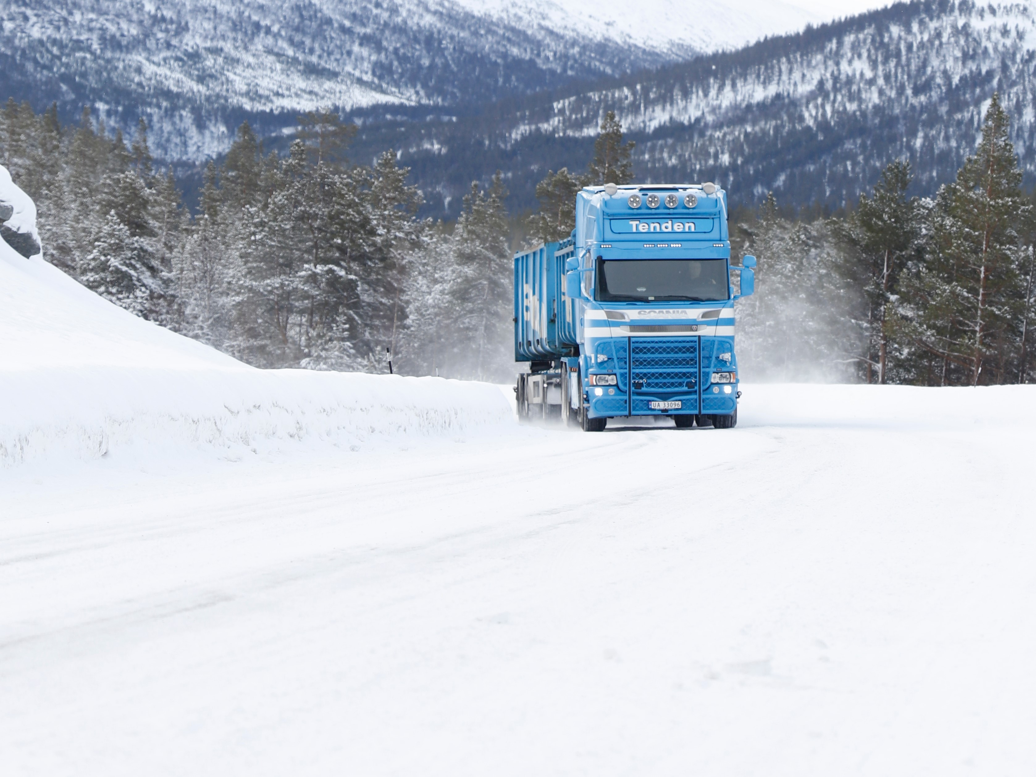 5 Tips for efficient driving when winter weather strikes