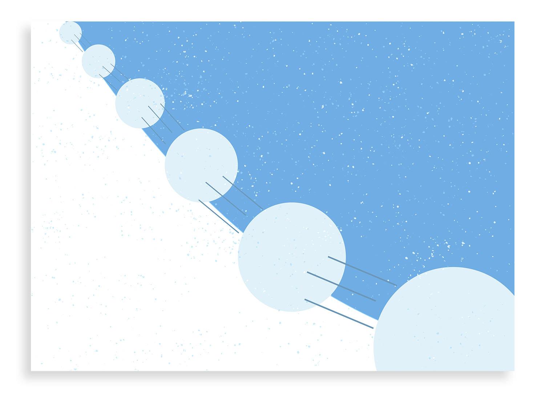 Snowball Effect w Shadow