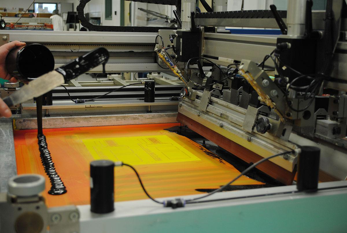 Xymox Printing Press