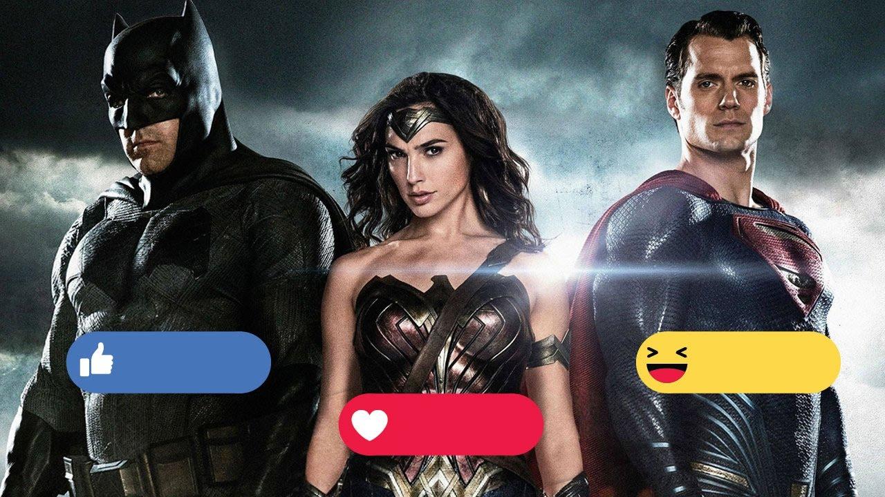 facebook reaction voting