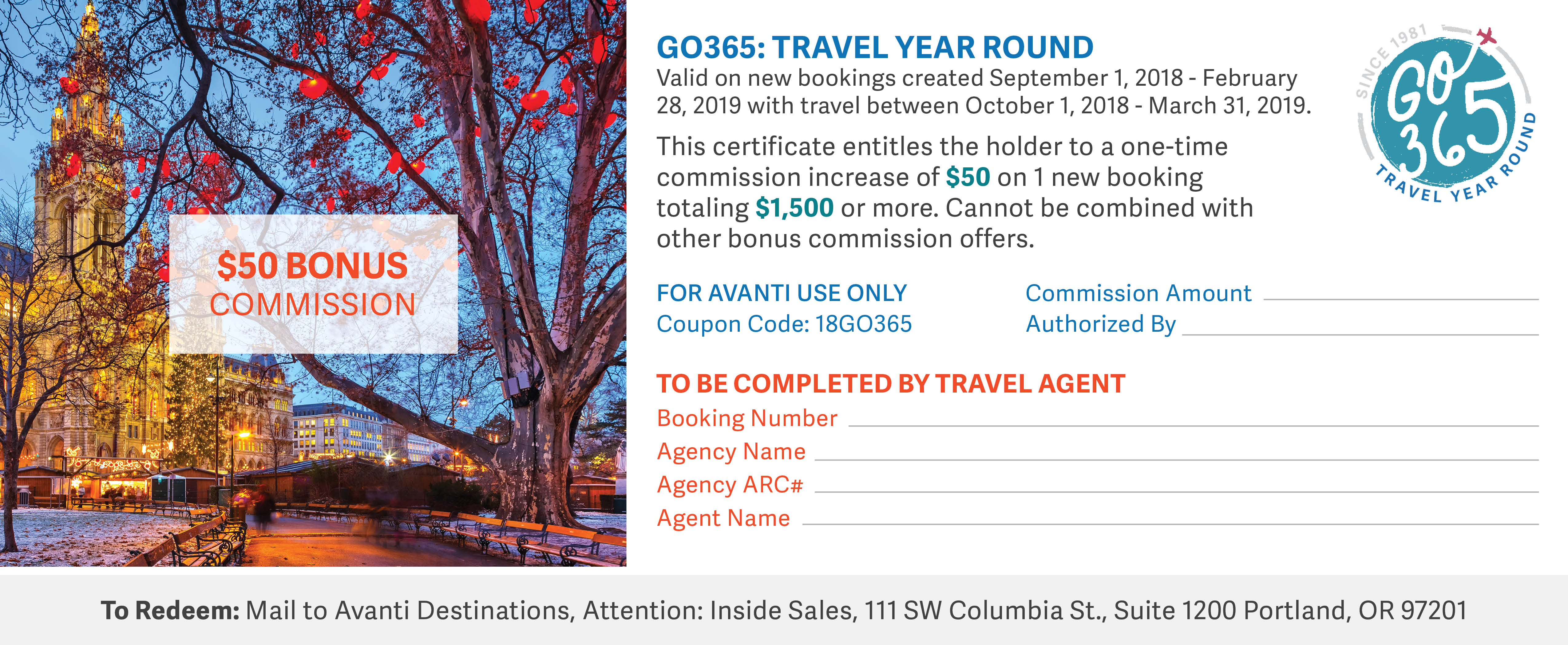 Go 365: Celebrating Year Round Travel