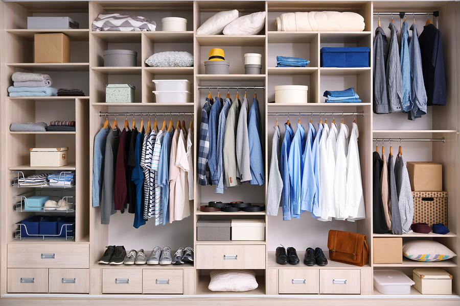 Here's Why It's a Good Idea to Hire a Closet Designer