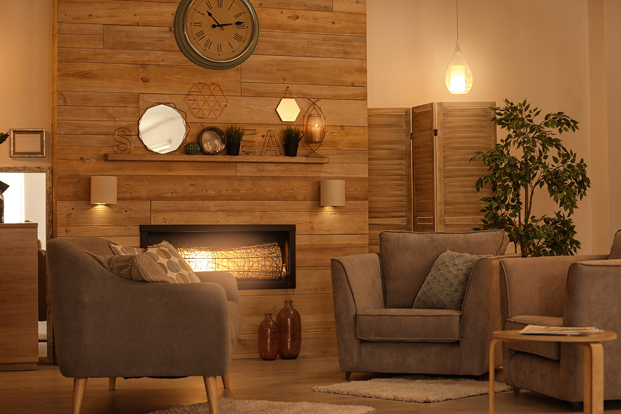 Best Lighting For Cozy Living Room Home Designs Inspiration
