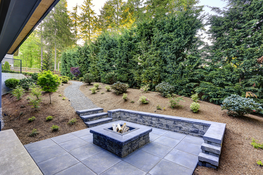 Get Creative With Your Concrete Patio Design