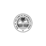 Auxis' Client: Seal of the town of palm beach florida