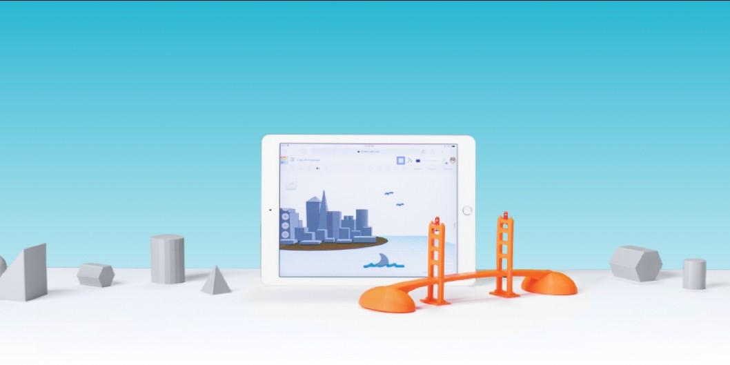 Introducing The Tinkercad Ipad App