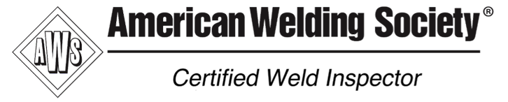 Certified Welding Inspectors (CWI) on staff