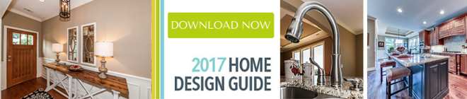 Download the 2016 home design guide from Saddlebrook Properties